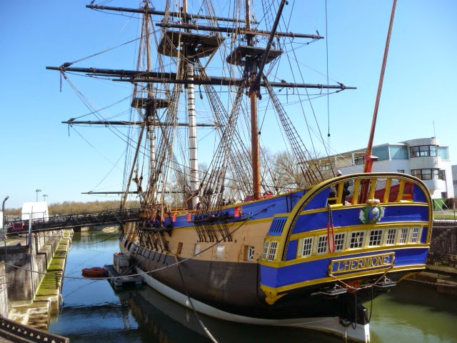 The Frigate Hermione