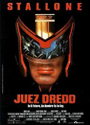 Juez Dredd, Stallone, Danny Cannon,  John Wagner, Carlos Ezquerra, Judge Dredd, Sly