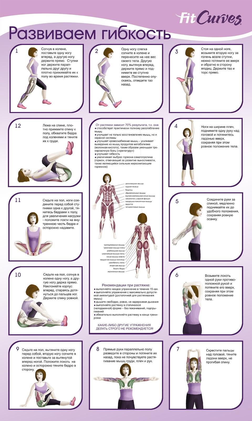 Упражнения для восстановления гибкости суставов препараты nsp для лечение коленных суставов