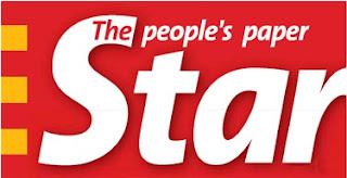 Jawatan Kosong di The Star Publications (M) Sdn. Bhd http://mehkerja.blogspot.com/