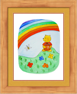 art for kids room