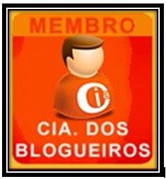 """Recebido de """"Cia dos Blogueiros"""" - Membro."""