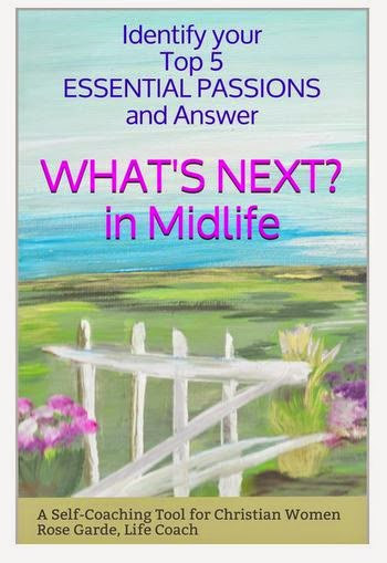 Kindle Version - For Christian Women in Midlife Crisis