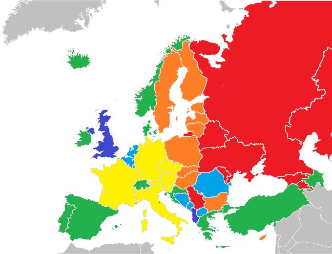 Почему норвегия не входит в евросоюз