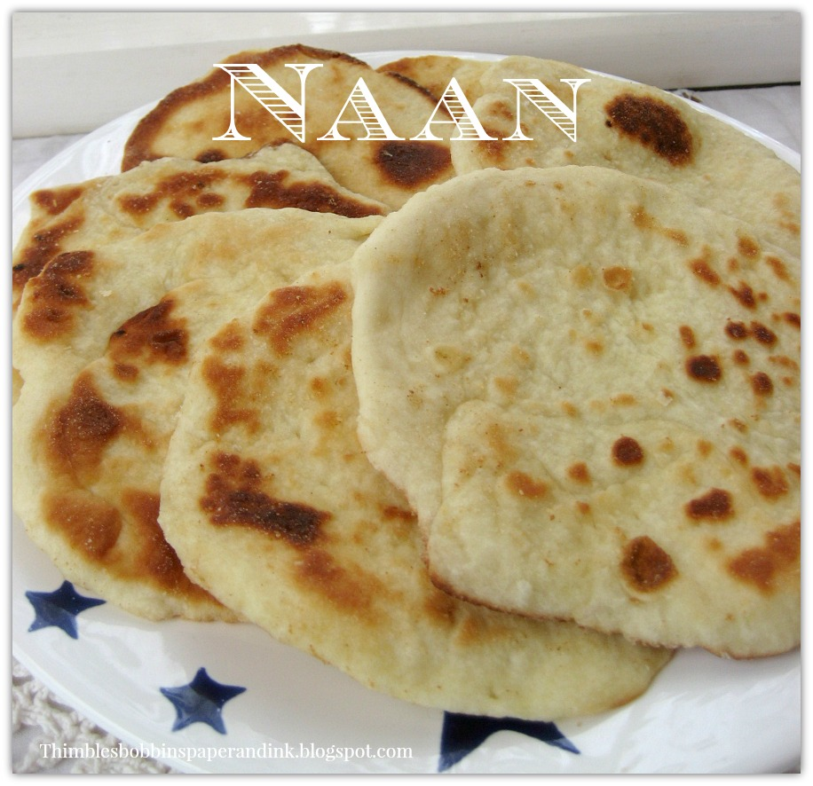 Thimbles, Bobbins, Paper and Ink: Naan