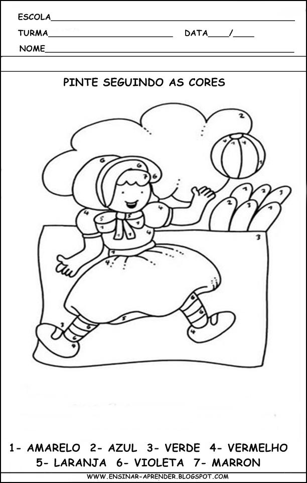 modelos de atividades para educaÇÃo infantil pintura dirigida