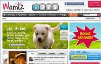 Les réseaux sociaux pour animaux de cmpagnie avec Wamiz