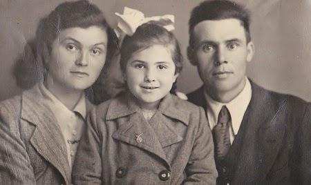Nonna Amabile Norina Blé, Mamma Anna Maria, Nonno Alfeo Pocaterra. Uccisi per mano di mafia.