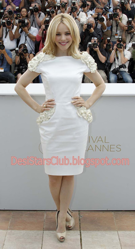 Rachel McAdams 'Midnight in Paris' Photos At Cannes Film Festival 2011