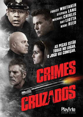 Download - Crimes Cruzados – BDRip AVI Dual Áudio + RMVB Dublado ( 2013 )