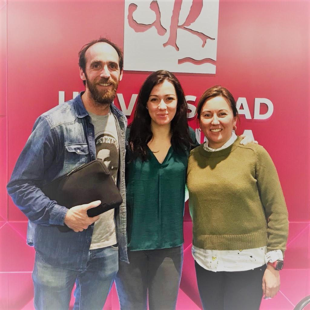 Universidad de La Rioja. Enero 2018