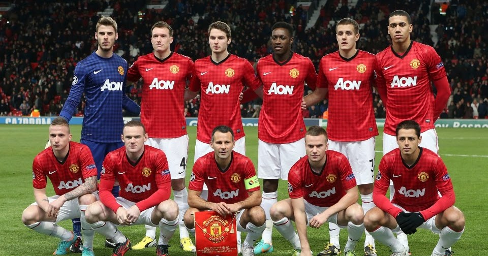manchester united 20122013 squad wallpaper manchester