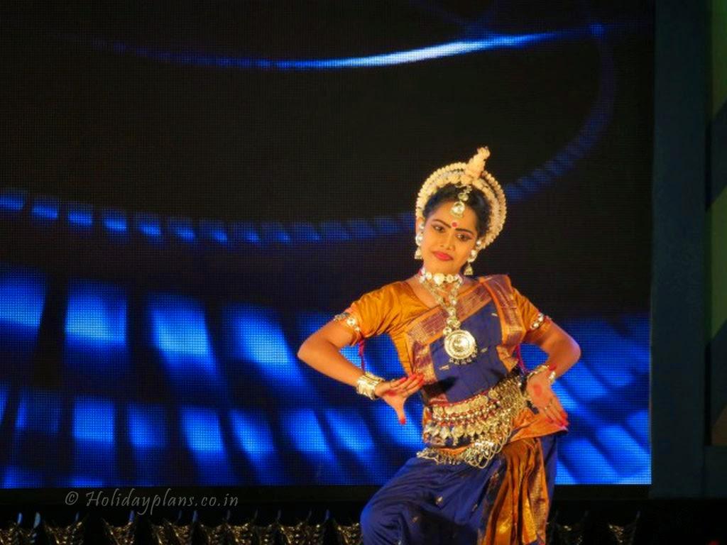 Dance at Cultural fest