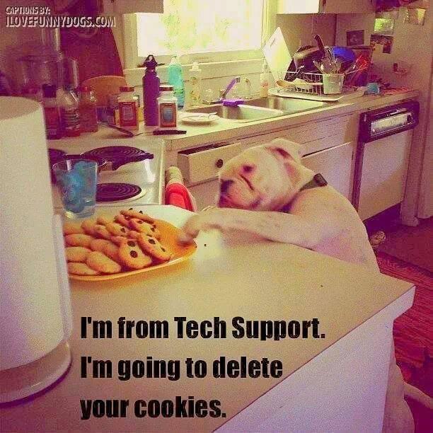 Not My Cookies!