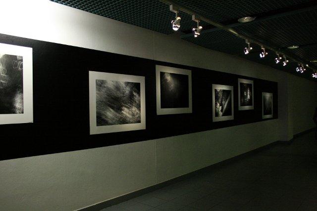 Ah exhibit at esplanade