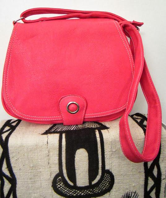 Mon petit sac rose