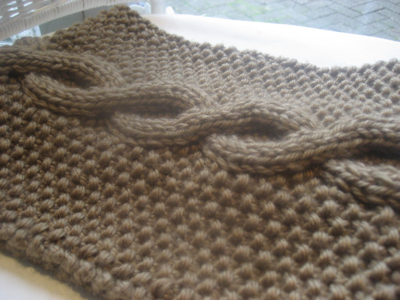 Snood Pattern Knit : Stitch me Softly...: Infinity Snood - knitting pattern