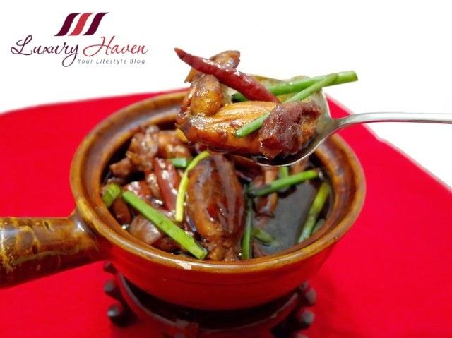 claypot kung po frog legs recipe