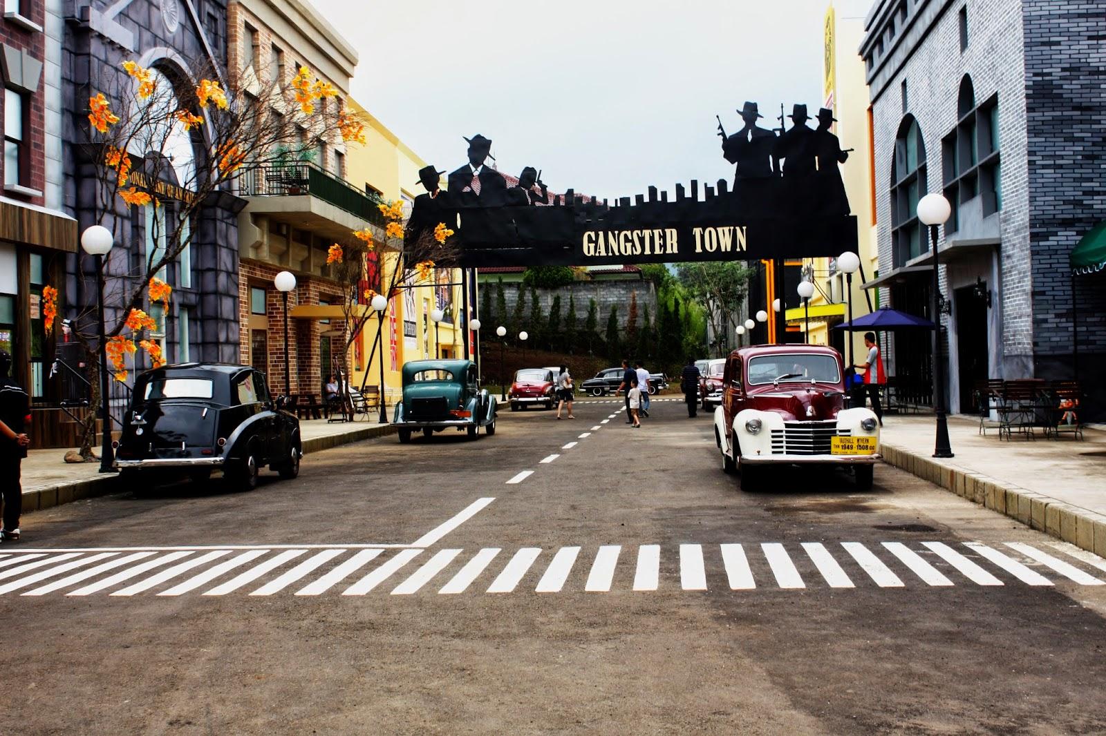 Gambar hasil untuk Gangster kota & Broadway Street
