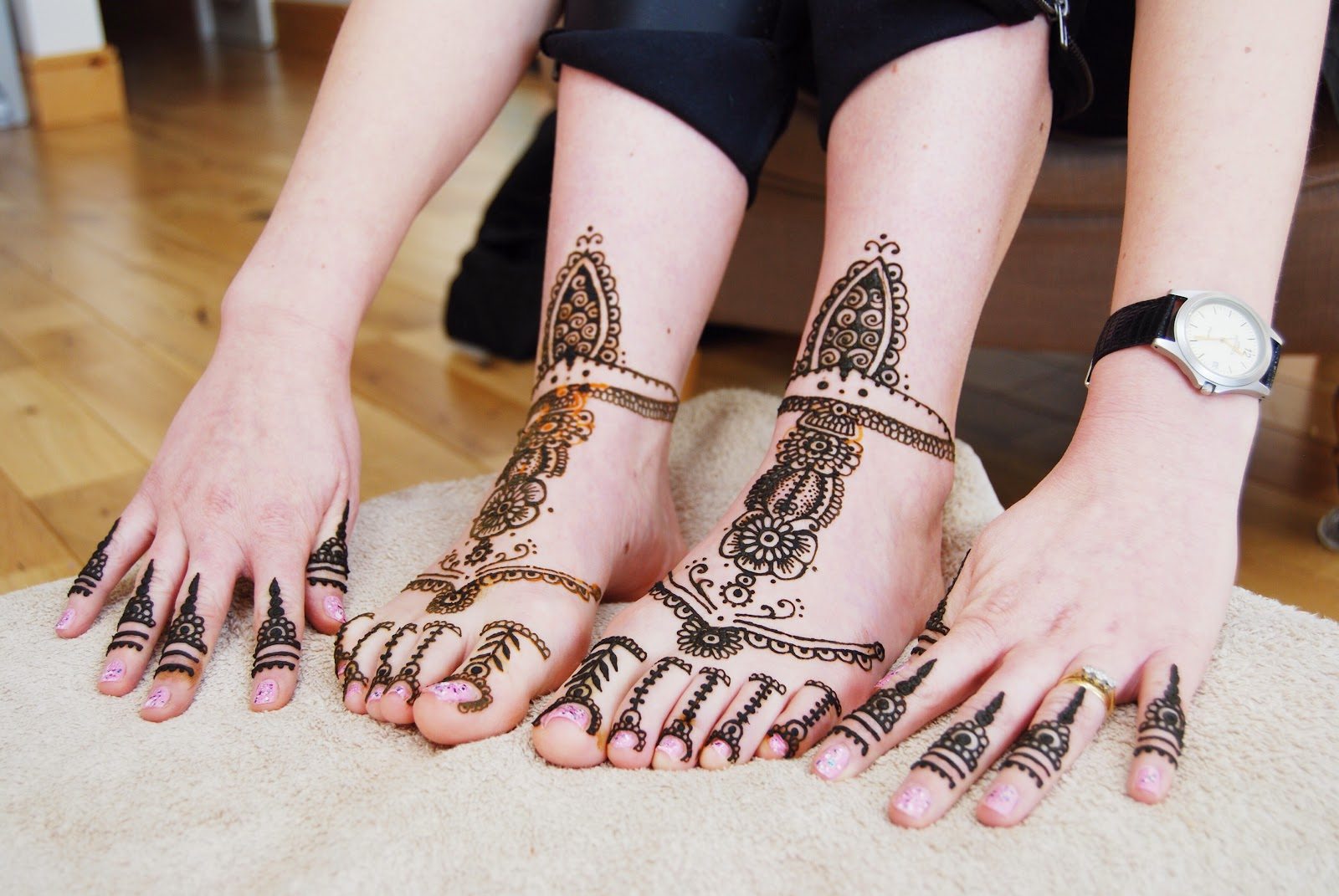 Love Lincoln Lincoln Henna Design By Carys Thomas Brick Dust