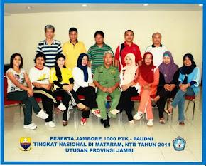 Jambore PTK-PAUDNI 2011