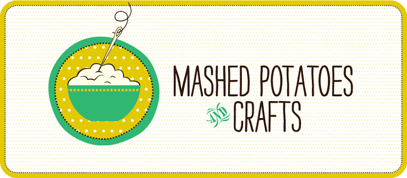 Mashed Potatoes and Crafts