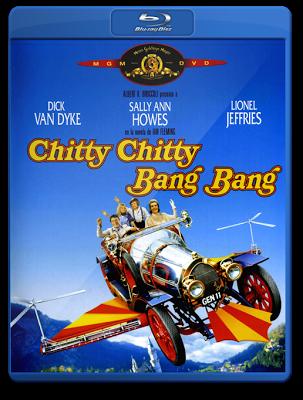 Chitty Chitty Bang Bang Bluray