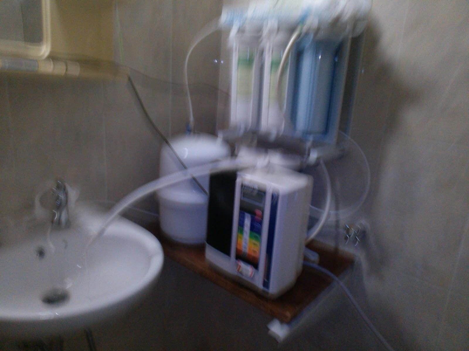 Jual Kangen Water dan RO