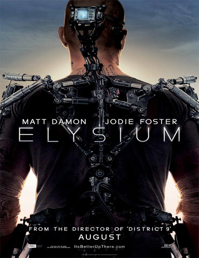 Ver Elysium (2013) Online