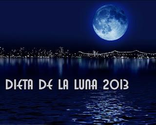 Dieta de la Luna 2013
