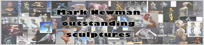 Mark Newman sculptures