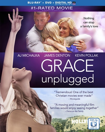 Grace Unplugged 1080p HD Latino Dual