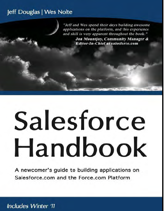 SALESFORCE HANDBOOK pdf free download