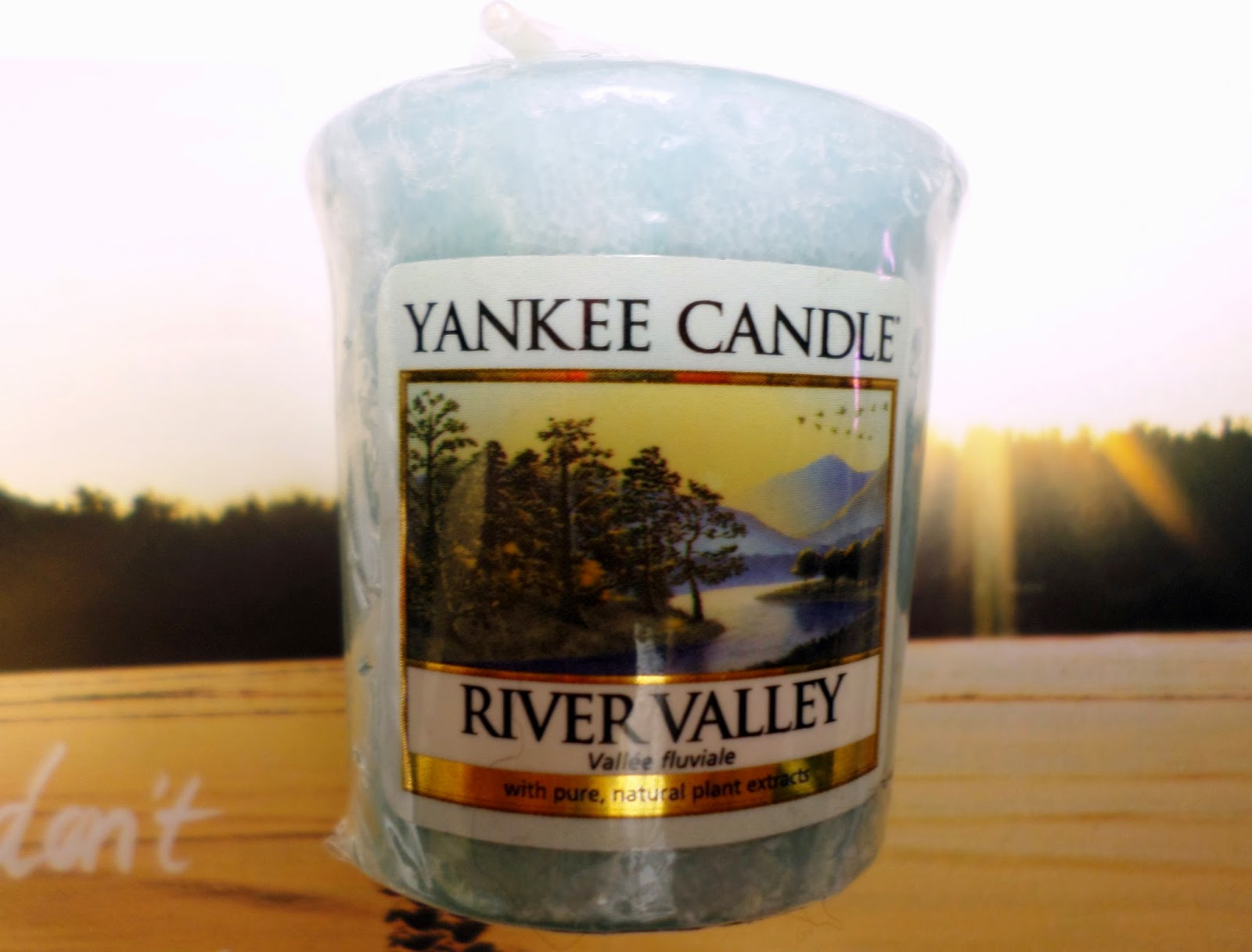 Yankee Candle River Valley Sampler Votive