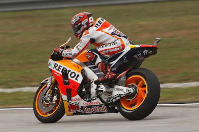 Bos Honda Ungkap Kenapa Marquez Tak Kejar Lorenzo di Sepang