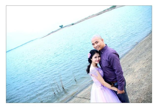 Ảnh đám cưới Xuân Trường - Ánh Tuyết