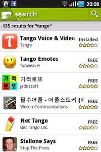Tango Download Process 1