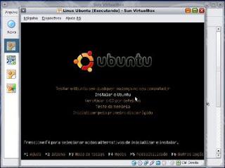 dar boot maquina virtual