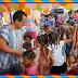 O Segundo Ano da Campanha Faça Uma Criança Sorrir Foi Um Sucesso
