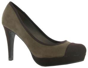zapatos salón plataforma