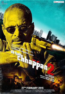 Ab Tak Chhappan 2 2015 Hindi DVDScr 700mb X264 AAC