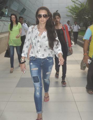 Aamir Khan, Kareena and Salman Khan's family returns from Arpita Khan's wedding