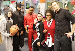 Fiction Field Production II: Community's Halloween Episodes and ...