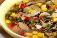 Resep Milu Siram   Binthe Biluhuta   Resep Makanan Khas Gorontalo   Kumpulan Resep Makanan Gorontalo