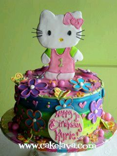 Hello Kitty Children Parties Cakes