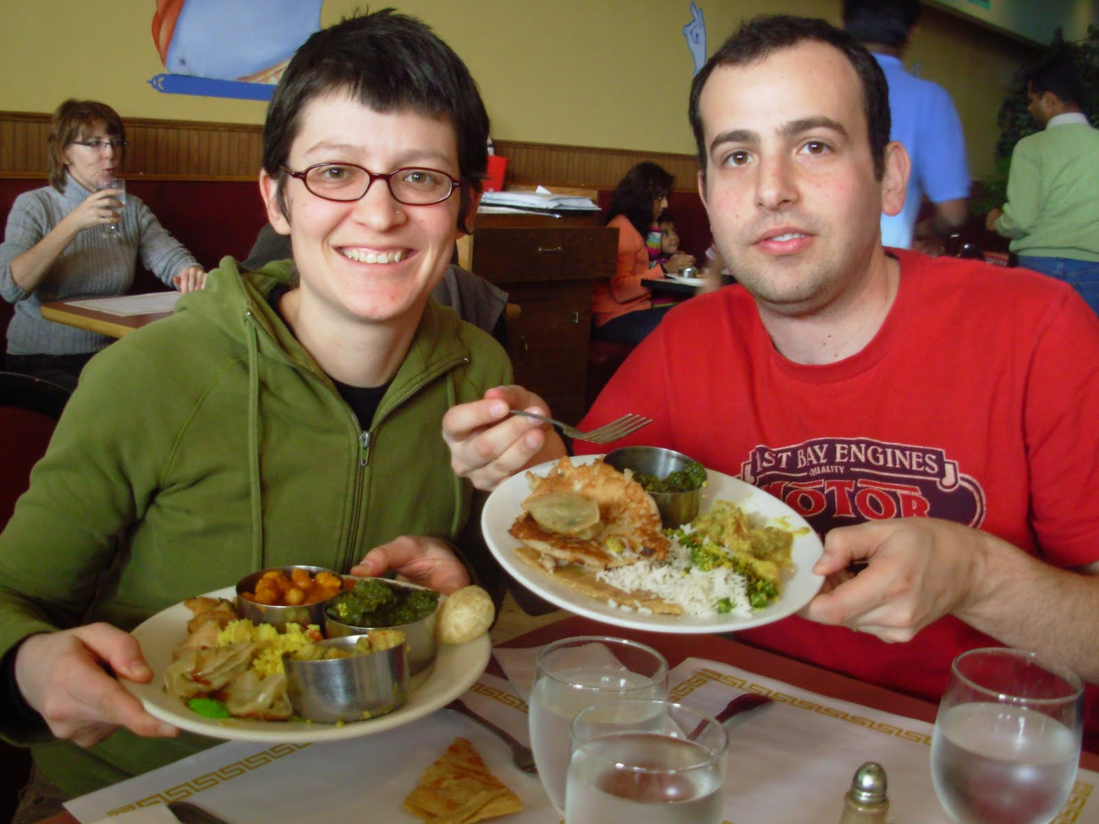 A Journey Through the Holy Land's Indian Food: D eating ...