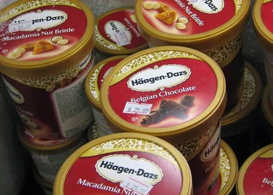 haagen dazs marketing mix Marketers use price as a strategy to market their products this depends on the other marketing mix strategies inclusive of other factors based on haagen-dazs.