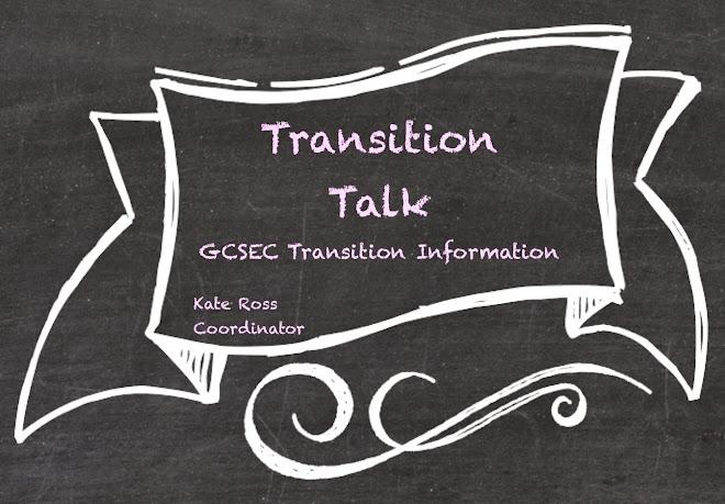 GCSEC Transition