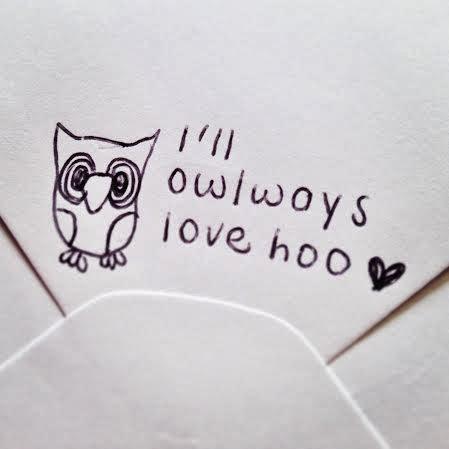 Un-iversary Card - I'll owlways love hoo