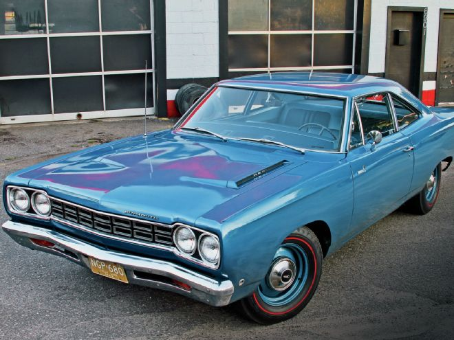 just a car guy 6 000 mile original owner hemi road runner. Black Bedroom Furniture Sets. Home Design Ideas